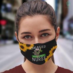 Products For Nurses Koalafied Pedriatic Nurse Face Mask Gift %tag familyloves.com