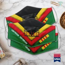 Ptsd In Vietnam Veterans Vietnam Veteran Proud Grandson Tees Men Kids Boys Gift Face Mask Gift %tag familyloves.com