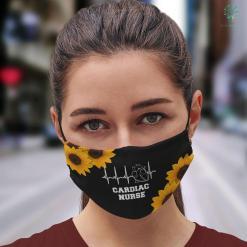 Rn Gifts Cardiac Nurse Cardiology Registered Nurse Gifts Tee Face Mask Gift %tag familyloves.com