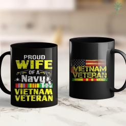 Schedule Pick Up Proud Wife Of A Navy Vietnam Veteran 11Oz 15Oz Black Coffee Mug %tag familyloves.com