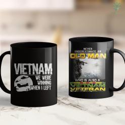 The Vietnam Memorial Vietnam - We Were Winning When I Left 11Oz 15Oz Black Coffee Mug %tag familyloves.com