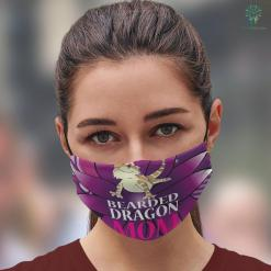 Things To Get Mom For Christmas Funny Funny Bearded Dragon Mom Tee Pet Owners Lizard Gift Face Mask Gift %tag familyloves.com