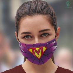 Top Christmas Gifts For Mom Supermom Face Mask Gift %tag familyloves.com