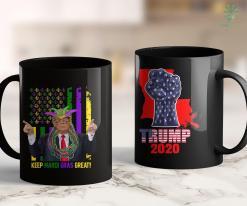 Trump 2020 Ad Keep Mardi Gras Great-American Flag Trump Mardi Gras 11oz Coffee Mug %tag familyloves.com