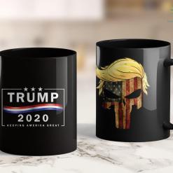 Trump 2020 Campaign Website Trump 2020 Keeping America Great Reelection Trump 2020 11oz Coffee Mug %tag familyloves.com