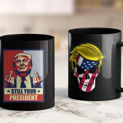 Trump 2020 Keep America Great Pro Donald Trump Gifts 2020 Conservative Still President 11oz Coffee Mug %tag familyloves.com