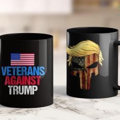 Trump 2020 Video Veterans Against Donald Trump 11oz Coffee Mug %tag familyloves.com