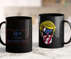 Trump 2020 Whiskey Glass Impeach This Pro Donald Trump Gifts Republican Maga Funny 11oz Coffee Mug %tag familyloves.com