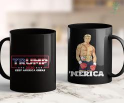 Trump Button Irish Leprechaun Trump Make St. Patricks Day Great Again 11oz Coffee Mug %tag familyloves.com