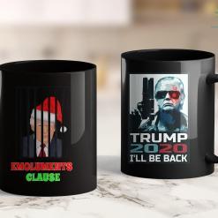 Trump Riding Tank Shirt Trump More Jobs Obama No Jobs Bill Cinton B Jobs Trump 2020 11oz Coffee Mug %tag familyloves.com