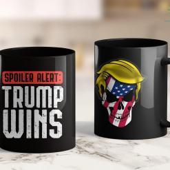 Trump Shirts Mens Qanon 17 Vintage Q Anon Trump 11oz Coffee Mug %tag familyloves.com