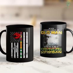 Veteran War Vietnam Veteran Vintage Gift For Men Women 11Oz 15Oz Black Coffee Mug %tag familyloves.com