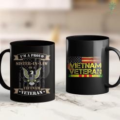 Veterans Donate Furniture Pick Up Proud Sister-In-Law Of A Vietnam Veteran 11Oz 15Oz Black Coffee Mug %tag familyloves.com