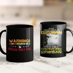 Veterans Of America Donations Vietnam Veteran 11Oz 15Oz Black Coffee Mug %tag familyloves.com