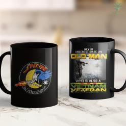 Vietnam Veteran War South Vietnam Flag Pride Dac Biet 11Oz 15Oz Black Coffee Mug %tag familyloves.com