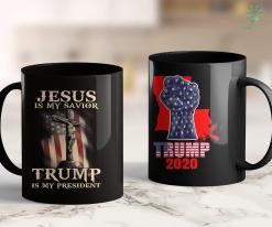 Trump Attire Make My Knee Great Again Funny Trump Injury Recovery Gift 11oz Coffee Mug %tag familyloves.com