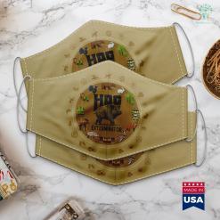 Bass Pro Shop Manteca Funny Hunting Hog Pig Sus Hunting Hog Exterminator Cloth Face Mask Gift %tag familyloves.com