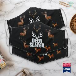 Best Hunting Gps Deer Slayer Deer Hunting Enthusias Cloth Face Mask Gift %tag familyloves.com