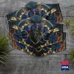 Native American Women'S Clothing Native American Headdress Cloth Face Mask Gift %tag familyloves.com