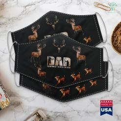 North Dakota Hunting License Dad The Bow Hunter The Myth The Legend Hunting Funny Cloth Face Mask Gift %tag familyloves.com