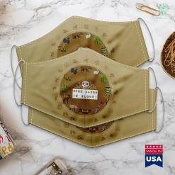 Sea Monster Hunting Bdo Ghost Hunting Mens Investigator Spirit Adventure Gift Cloth Face Mask Gift %tag familyloves.com