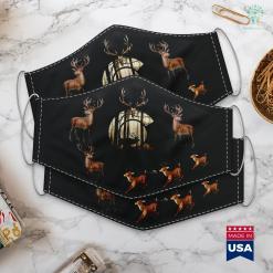 The Division 2 Hunters Colorado Flag Logo Elk Hunting Men Cloth Face Mask Gift %tag familyloves.com