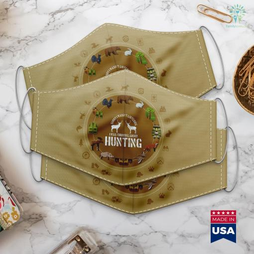 Warframe Eidolon Hunting Hunting Cloth Face Mask Gift %tag familyloves.com