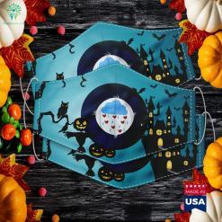 Grumpy Care For Bear Grumpy Costume Halloween Halloween Youtube Cloth Face Mask Gift %tag familyloves.com