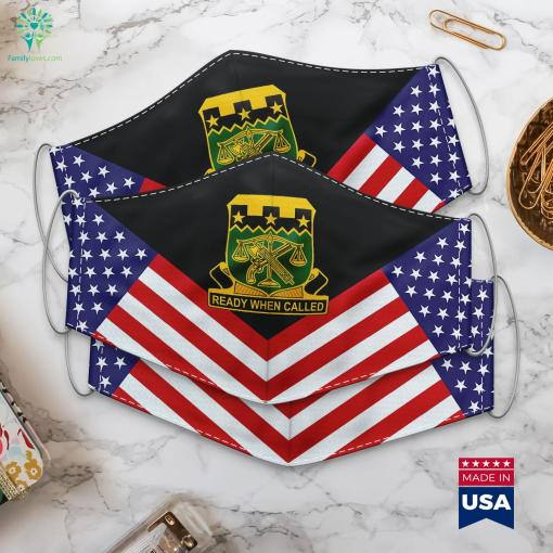 Us Army 105Th Military Police Battalion Dui Us Military Wallpaper Cloth Face Mask Gift %tag familyloves.com