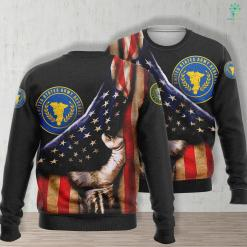 Us Army Seal 12Th Infantry Regiment Ssi Unisex Long Sleeve Sweatshirt All Over Print %tag familyloves.com