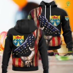 Us Army Seal 12Th Infantry Regiment Ssi Unisex Hoodie All Over Print %tag familyloves.com