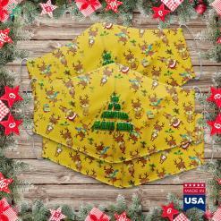 Walmart Christmas Trees This Is My Christmas Pajama Christmas Tree Cloth Face Mask Gift %tag familyloves.com