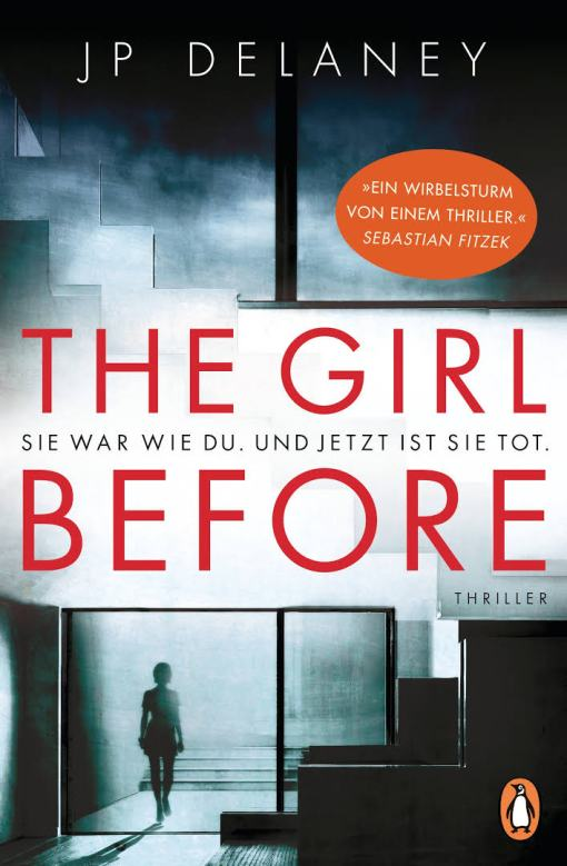 """The girl before"", Buchrezension"