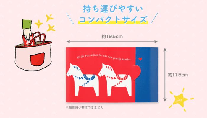『超音波写真アルバム』&『今治ハンドタオル』:Benesseこどもちゃれんじ4