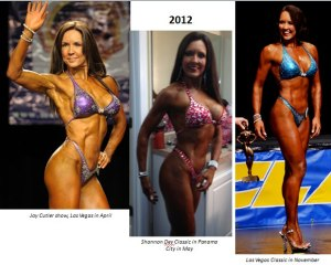 THIS is the only person I want to look like. THIS is my competition - and my inspiration.