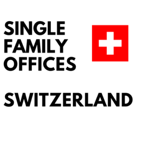 database of swiss lists of single-family offices