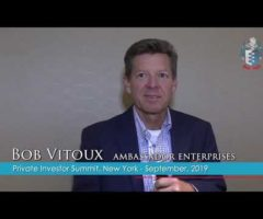 Family Office Club Charter Member Testimonial by Bob Vitoux