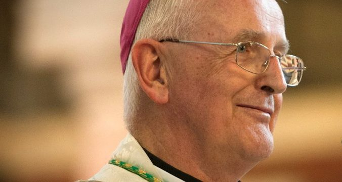 Rt Rev. Tom Burns