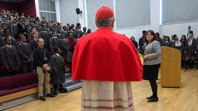 Catholic Education in England and Wales