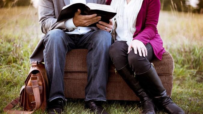 Sharing God's Word