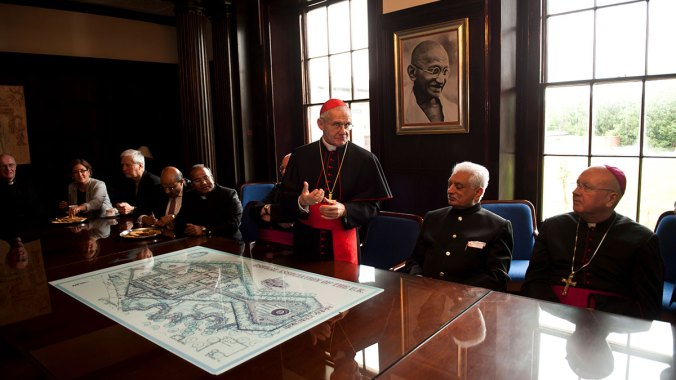 Vatican Cardinal: Consciously Cultivate Relationships with those of Other Faiths