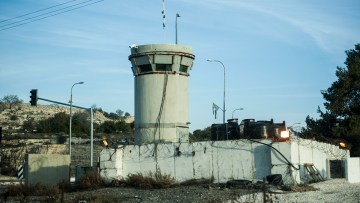 Bishops call on Government to help prevent annexation of West Bank