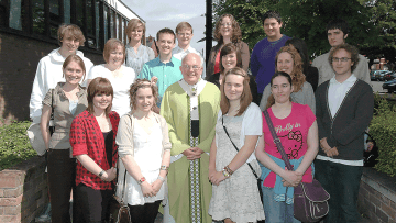 Communications Training Day for Young Catholics