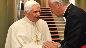 Pope Benedict gives thanks for 'fruitful' visit to UK