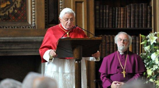 Benedict XVI: 1954 - 1972