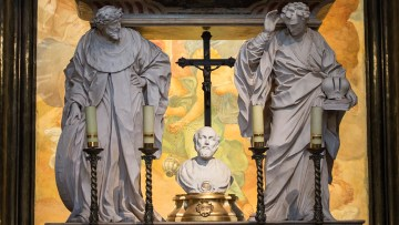 Is Keeping Statues or Pictures of Saints Idolatry?
