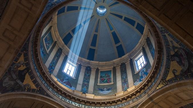 Prayer and The Oratory Church in Birmingham