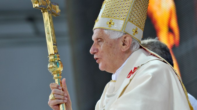 Pope Benedict's Beatification Homily