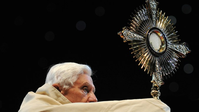 Pope Benedict XVI's Hyde Park Vigil Address