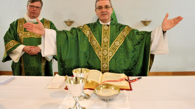 What is the role of a priest?